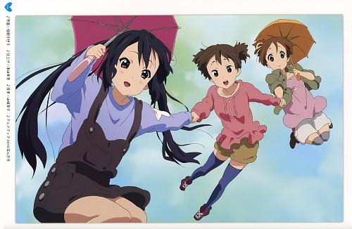 Kakifly, Chiyoko Ueno, Kyoto Animation, K-On!, Azusa Nakano