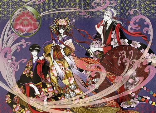 CLAMP, GATE 7, Tachibana, Sakura (GATE 7), Chikahito Takamoto