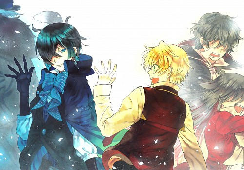 Jun Mochizuki, Xebec, Vanitas no Shuki, Pandora Hearts, Pandora Hearts ~there is~