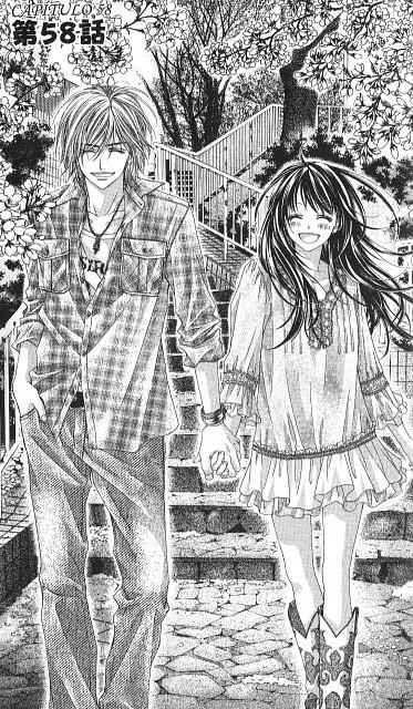 Kanan Minami, Kyou Koi wo Hajimemasu, Kyota Tsubaki, Tsubaki Hibino, Chapter Cover