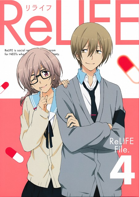 TMS Entertainment, ReLIFE, Ryou Yoake, An Onoya