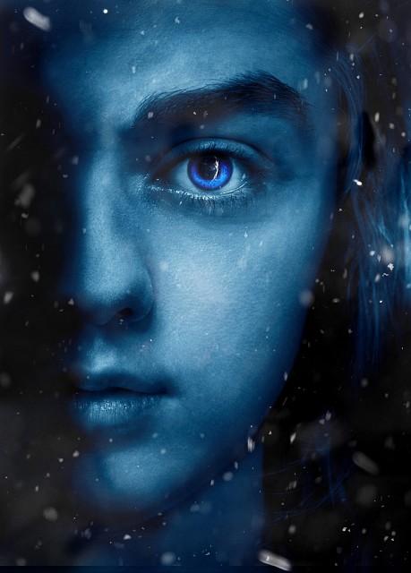 Game of Thrones, Arya Stark, Pin-up Poster