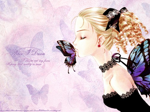 Kaori Minakami, Chronologics Wallpaper