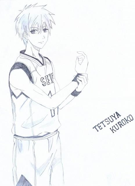Tadatoshi Fujimaki, Production I.G, Kuroko no Basket, Tetsuya Kuroko, Member Art