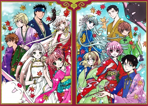 CLAMP, Madhouse, Clover, Cardcaptor Sakura, Chobits