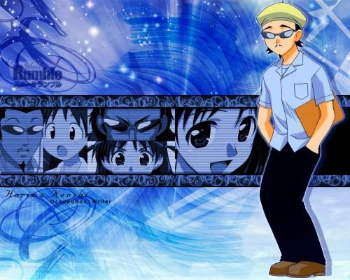 School Rumble, Kenji Harima, Tenma Tsukamoto Wallpaper