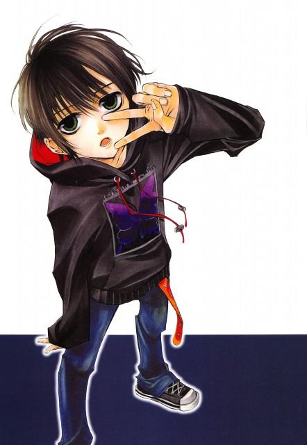 Yuuki Kamatani, Square Enix, Nabari no Ou, Miharu Rokujou
