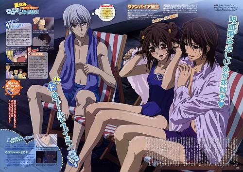 Matsuri Hino, Studio DEEN, Vampire Knight, Yuuki Cross, Kaname Kuran