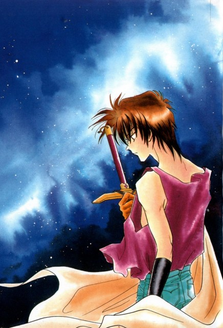 Sunrise (Studio), Tenkuu no Escaflowne, Van Fanel