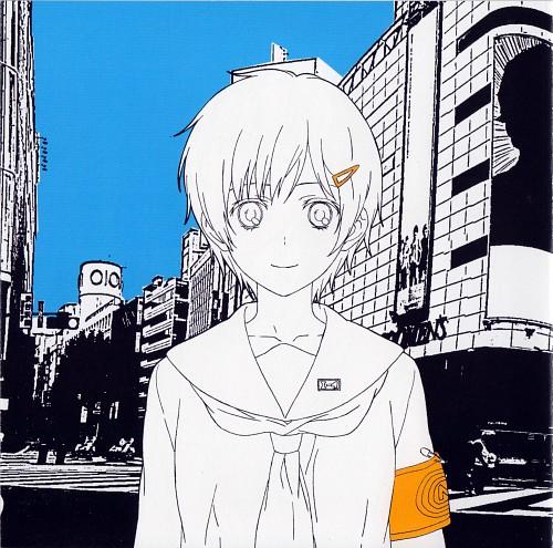 J.C. Staff, Kamisama no Memo-chou, Ayaka Shinozaki, Album Cover