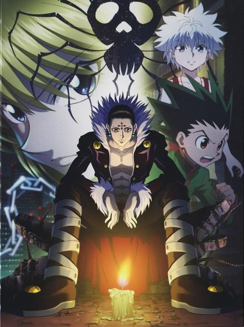 Yoshihiro Togashi, Madhouse, Hunter x Hunter, Gon Freecss, Chrollo Lucilfer