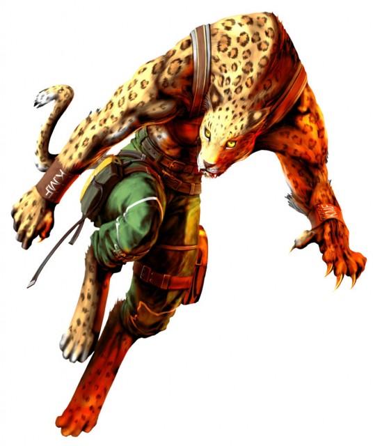 Bloody Roar, Shina