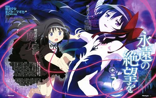 Kouichi Kikuta, Shaft (Studio), Puella Magi Madoka Magica, Homura Akemi, Homucifer