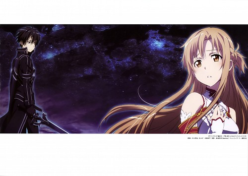 Tetsuya Kawakami, Shingo Adachi, A-1 Pictures, Sword Art Online, Kazuto Kirigaya