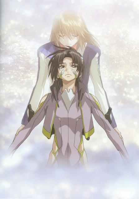 Hisashi Hirai, Xebec, Soukyuu no Fafner, Hisashi Hirai Illustration Works 2, Soushi Minashiro