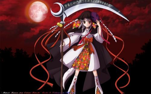 Peach-Pit, Kuroko Yabuguchi, Anime International Company, Konami, Ookami Kakushi Wallpaper