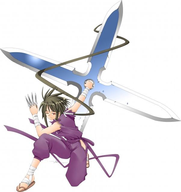 Ken Akamatsu, Mahou Sensei Negima!, Kaede Nagase