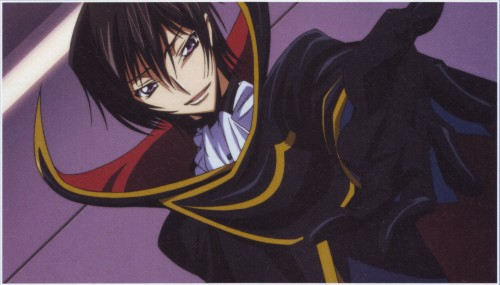 Takahiro Kimura, Sunrise (Studio), Lelouch of the Rebellion, Rebellion Lost Colors Perfect Guide + Event Gallery, Lelouch Lamperouge