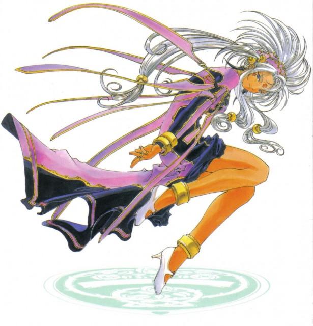 Kousuke Fujishima, Ah! Megami-sama, Hild, Manga Cover, Magic