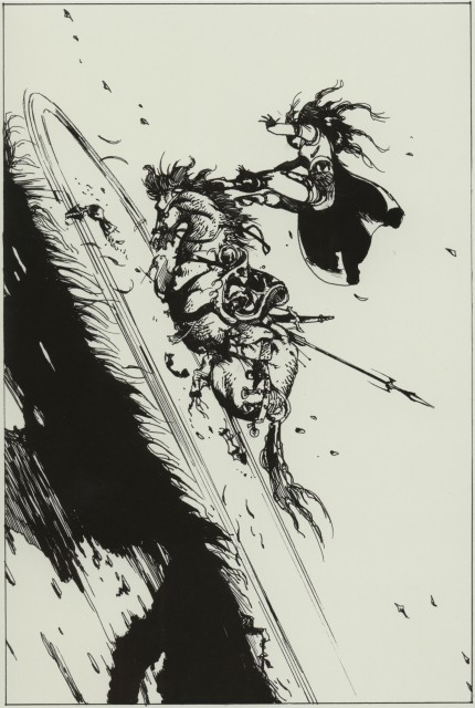 Yoshitaka Amano, Vampire Hunter D, Coffin: The Art of Vampire Hunter D, Doris Lang