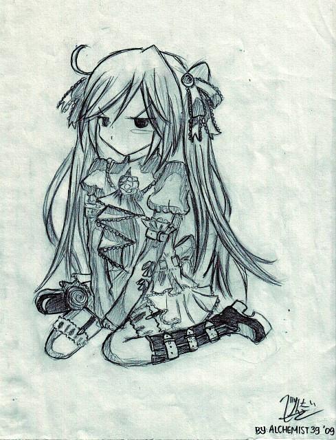 Jun Mochizuki, Xebec, Pandora Hearts, Alice, B-rabbit