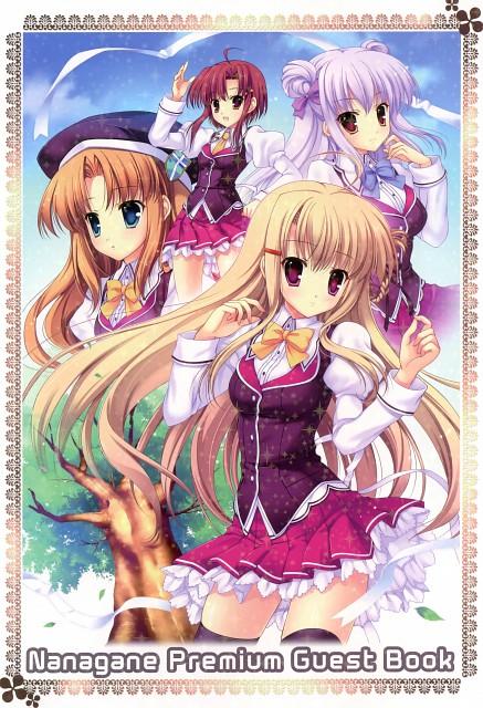 Mitha, Luna System, Nanagane Premium Guest Book, Nanagane Gakuen -Kaze no Saifu-, Ruri Souma