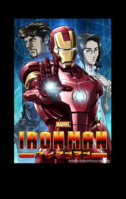 Madhouse, Iron Man (Series), Iron Man (Character)