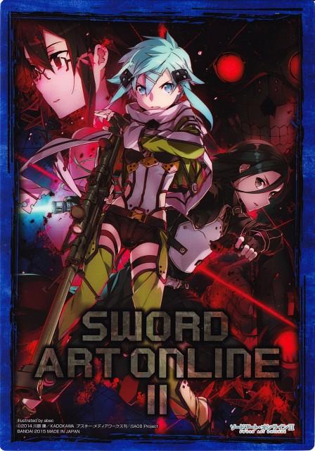 Abec, A-1 Pictures, Sword Art Online, Sterben, Shino Asada