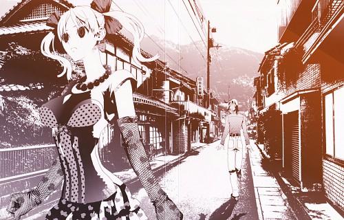 Ryu Fujisaki, Daume, Corpse Demon, Masao Murasako, Megumi Shimizu