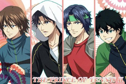 Takeshi Konomi, Production I.G, Prince of Tennis, Shusuke Fuji, Seiichi Yukimura