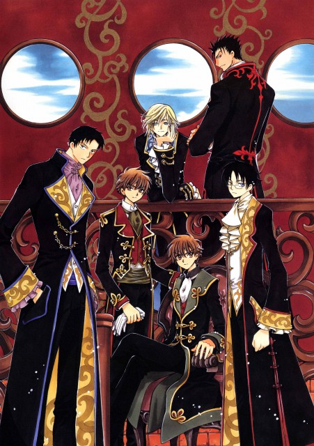 CLAMP, Bee Train, Production I.G, Tsubasa Reservoir Chronicle, xxxHOLiC