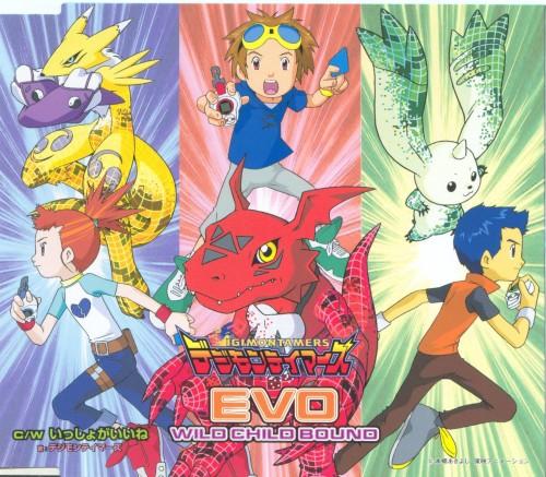 Toei Animation, Digimon Tamers, Jianliang Li, Takato Matsuda, Ruki Makino