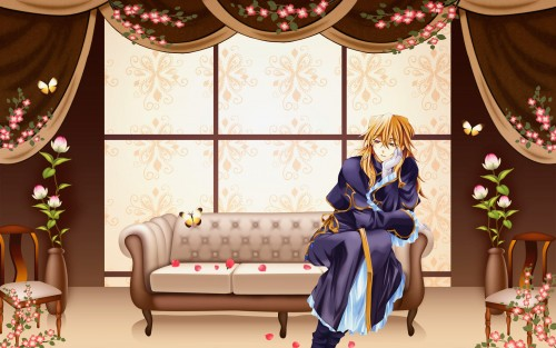 Jun Mochizuki, Pandora Hearts, Vincent Nightray Wallpaper