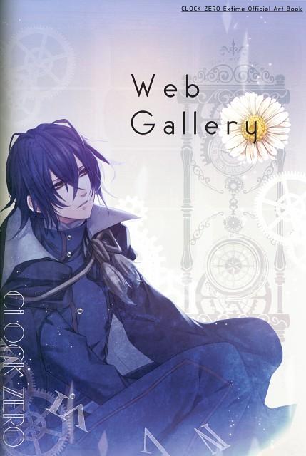 Nagaoka, Idea Factory, Clock Zero Official Visual Fan Book, Clock Zero, Wanderer