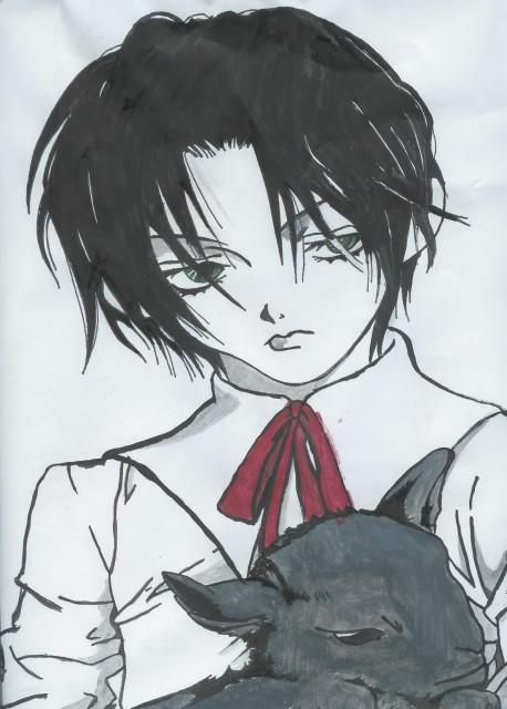 Kaori Yuki, Count Cain, Cain C. Hargreaves, Member Art