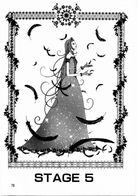 Ai Yazawa, Madhouse, Paradise Kiss, Yukari Hayasaka, Chapter Cover