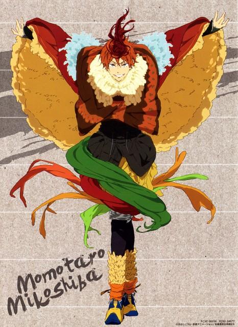 Momotarou Mikoshiba