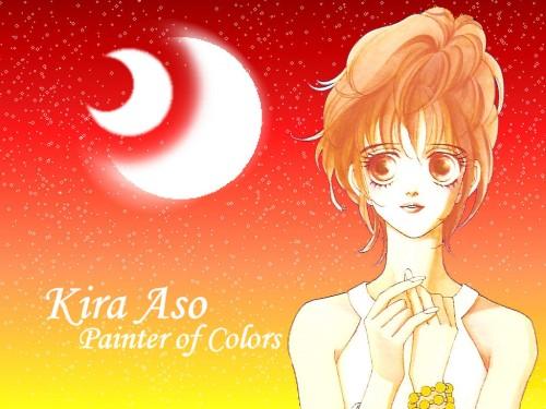 Fuyumi Souryo, Mars, Kira Aso Wallpaper