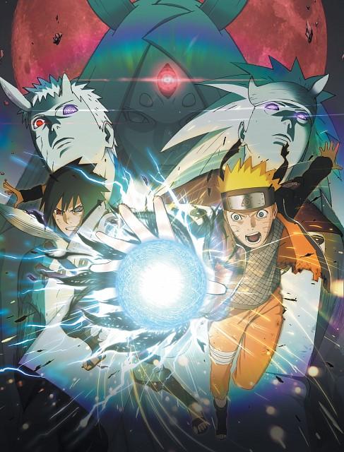 Studio Pierrot, Naruto, Obito Uchiha, Madara Uchiha, Sasuke Uchiha