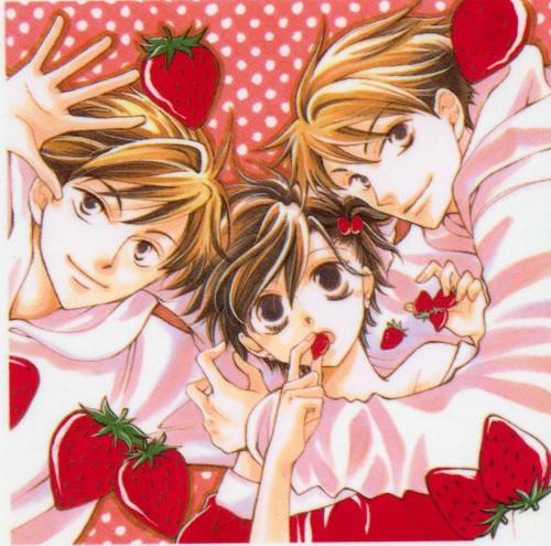 Hatori Bisco, BONES, Ouran High School Host Club, Hikaru Hitachiin, Kaoru Hitachiin