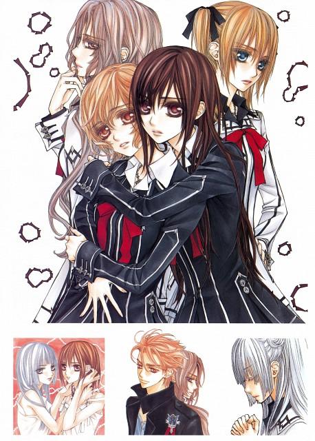 Matsuri Hino, Vampire Knight, Hino Matsuri Illustrations: Vampire Knight, Akatsuki Kain, Sayori Wakaba
