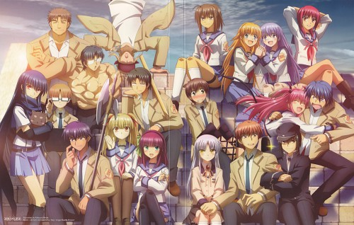 Na-Ga, Key (Studio), Angel Beats!, Yusa (Angel Beats!), Noda