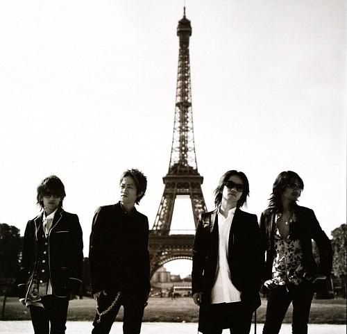 L'Arc~en~Ciel, Tetsuya Ogawa, Yukihiro Awaji, Ken Kitamura, Hyde (J-Pop Idol)