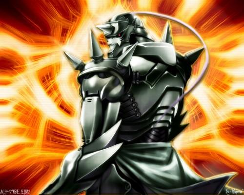 Hiromu Arakawa, BONES, Fullmetal Alchemist, Alphonse Elric Wallpaper