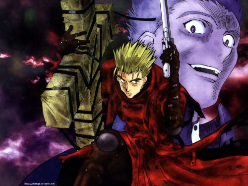 Madhouse, Trigun, Knives (Trigun), Vash the Stampede Wallpaper