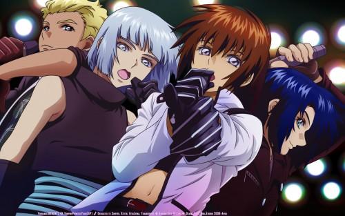 Mobile Suit Gundam SEED Destiny, Dearka Elthman, Athrun Zala, Kira Yamato, Yzak Joule Wallpaper