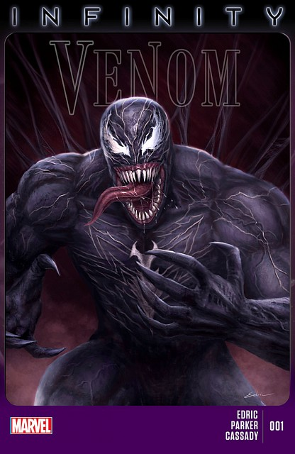 Marvel, Capcom, Venom (Spiderman), Member Art