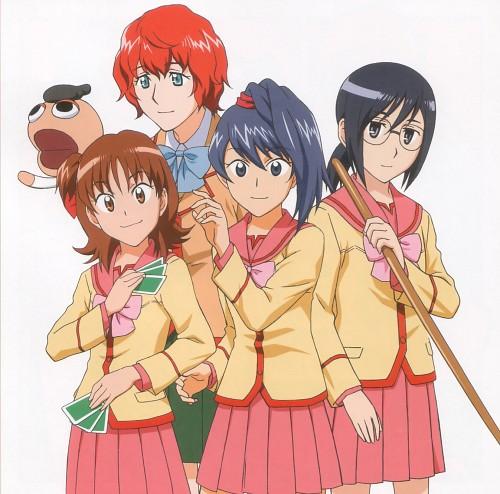Moosuke Mattaku, J.C. Staff, Gokujou Seitokai, Cyndi Manabe, Pu-chan