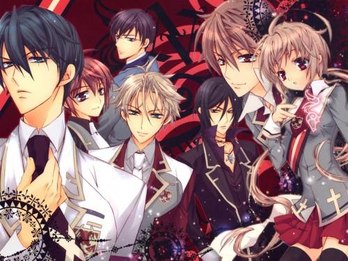 Aya Shouoto, Stray Love Hearts, Hijiri Asukai, Hiyoki Kozue, Kito Ninomiya