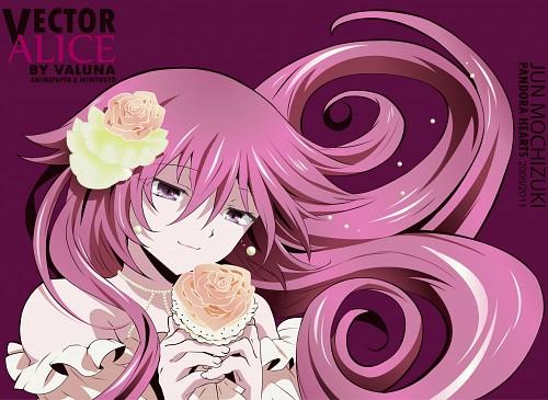 Jun Mochizuki, Xebec, Pandora Hearts, Alice (Pandora Hearts), Vector Art